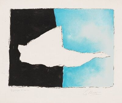 Georges Braque, 'Le Canard (The Duck)', 1961