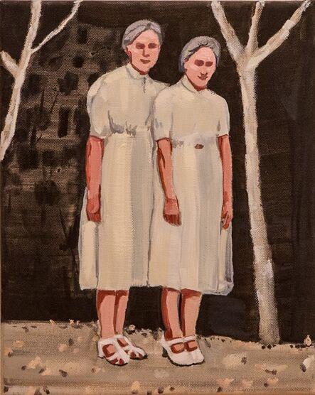 Monika Plentauskaite, 'My old good stragners', 2018