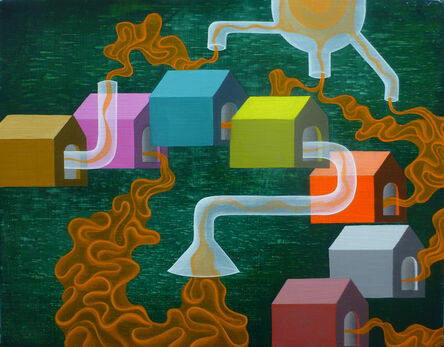 Mark S. Nelson, 'The Secret Machine', 2014