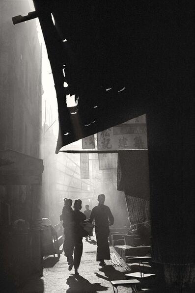Fan Ho, ''Hurring Home' Hong Kong', 1956