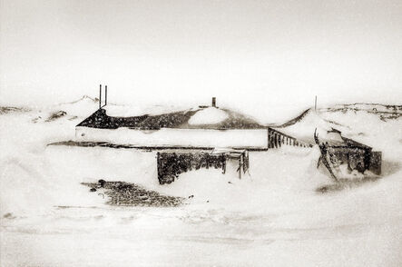 Joan Myers, 'ape Evans (Scott's Hut), Antarctica', 2002