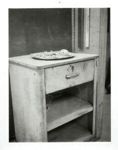 Robert Therrien, 'No title (cabinet)', 1991