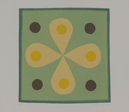 Breon O'Casey, 'Yellow Flower', 2001