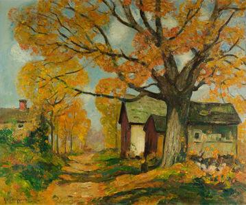 Guy Carleton Wiggins, 'Indian Summer', 20th Century