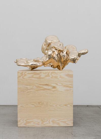 A Kassen, 'Bronze Pour XIX', 2016