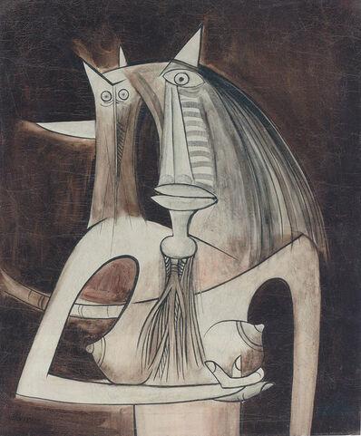 Wifredo Lam, 'Femme', 1944