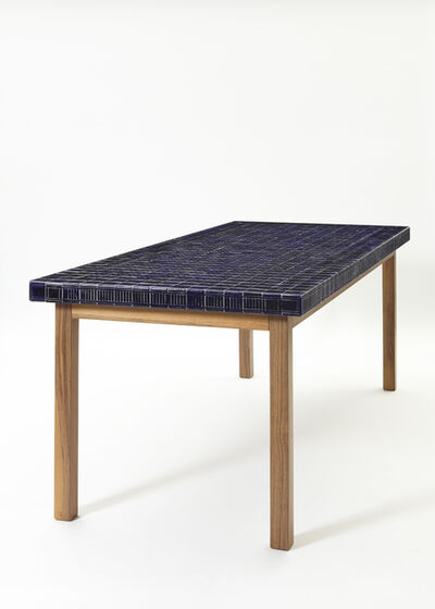 Jens Praet, 'Prototype 'Processus' dining table', 2014