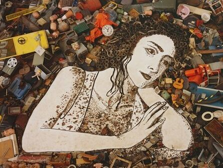 Vik Muniz, 'Day dreamer', 2010