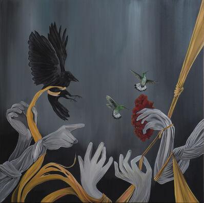 Nasser Al Attiyah, 'Subversive Dream/ حلم الفتنة ', 2017