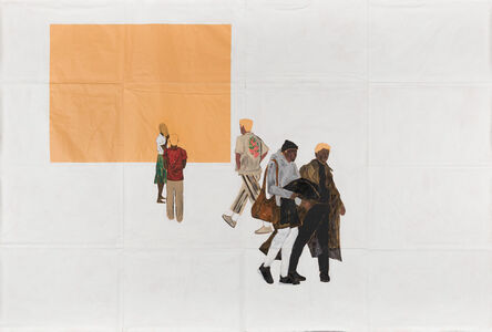 Maxwell Alexandre, 'sem título [untitled]', 2021