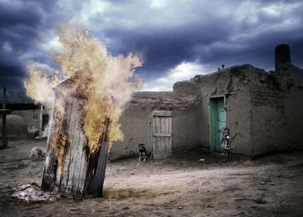 Tom Chambers, 'Pueblo Fire', 1997