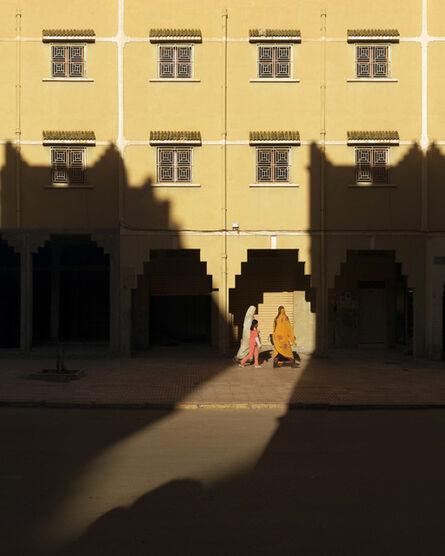 Nina Raasch, 'Morocco street #3', 2017