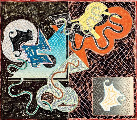 Frank Stella, 'Shards Variant IVa, from Shards Series (A. & K. 151)', 1982