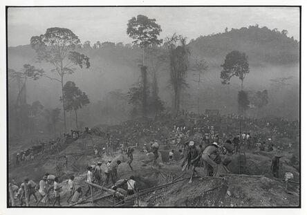 Juca Martins, 'Gold Mining at Serra Pelada, Pará, 1980', Vintage