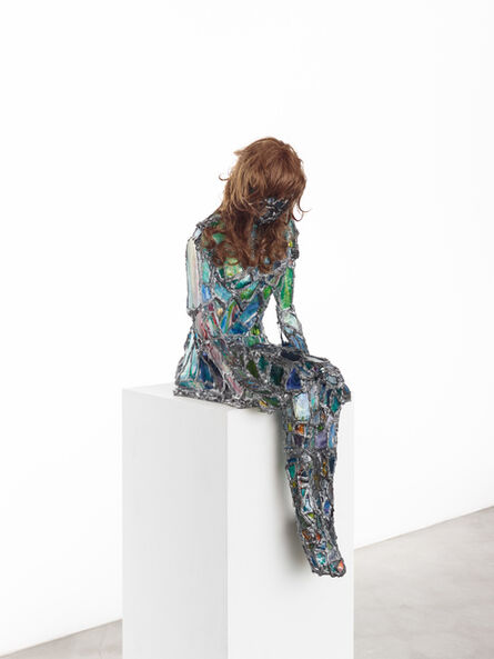 Samara Golden, 'The Lamplighter's Wooden Pajamas #3', 2019