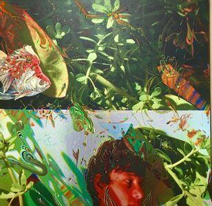 Gegam Kacherian, 'Amphibian Man', 2016