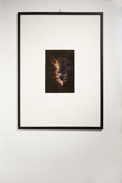 g. olmo stuppia, 'Flowing in the dark', 2020