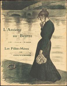 Edouard Couturier, 'L'Assiette au Beurre', published 1902