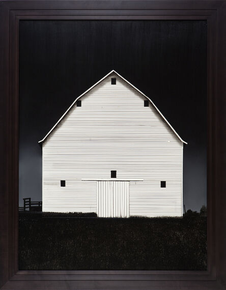 Michael Gregory, 'Wells County', 2014