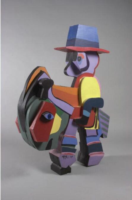 Karel Appel, 'Horseman (From the Circus Series)', 1978