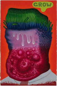 """Peter Saul, '""""Grow""""', 2008"""