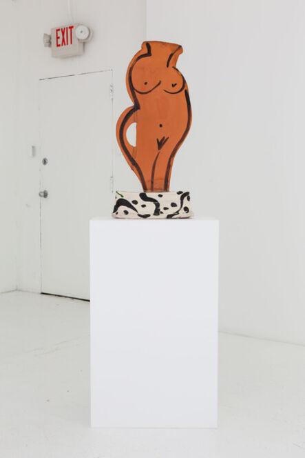 Betty Woodman, 'Polka Dot', 2012