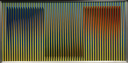 Carlos Cruz-Diez, 'Physichromie 1667', 2010