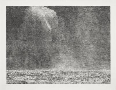 Christiane Baumgartner, 'Silver Rain I', 2019