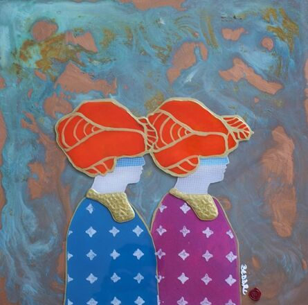 Beddru, 'Le Donne di Persia', 2017