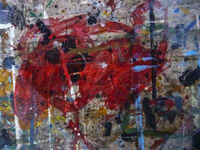Peter Vanderwarker, 'Robert Motherwell's Floor 1551', 2013