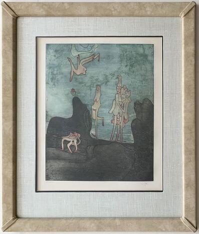 """Roberto Matta, 'Untitled (from """"Così fan tutte"""" portfolio)', 1970"""