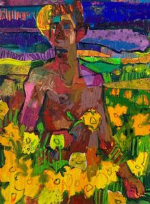 Andrew Salgado, 'Spring Haze', 2021