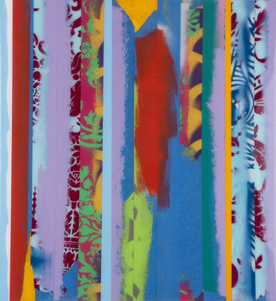 "J. Mikal Davis a.k.a. Hellbent, '""Demo #114""', 2016-2017"