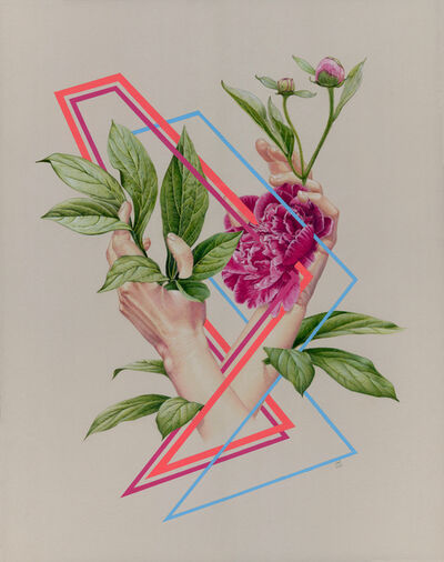 Jessica Tenbusch, 'The Promise of Peonies, Flourished and Forgotten', 2019
