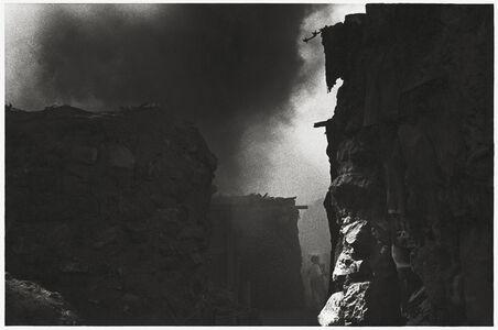 Paulo Nozolino, 'Black smoke, Cairo ', 1992