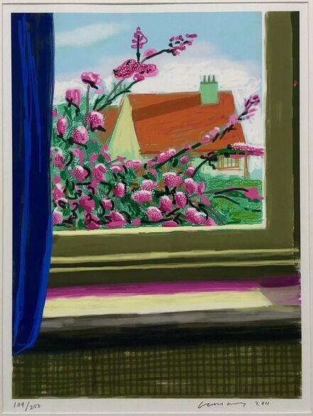 David Hockney, 'Untitled No. 778, from My Window Art Edition D', 2011