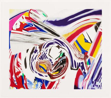 James Rosenquist, 'After Berlin V', 1999