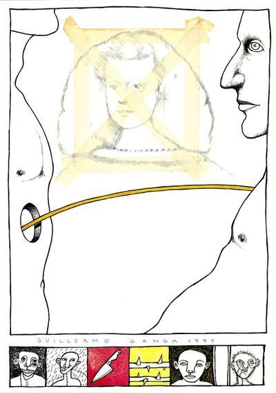 Guillermo Ganga, 'Figures II', 1999