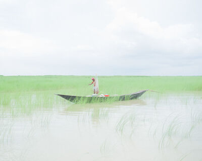 Sarker Protick, 'Fisherman by River Island', 2014