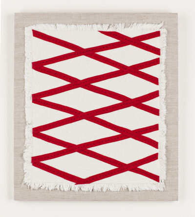 Diana Guerrero-Macia, 'Red Harlequin No. 1', 2016