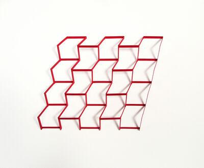 Emi Ozawa, 'Red Slant ', 2020