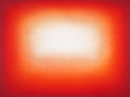 Anish Kapoor, 'Red Shadow 1', 2016
