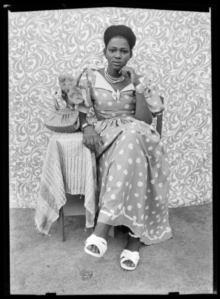Seydou Keïta, 'Untitled portrait', ca. 1950s