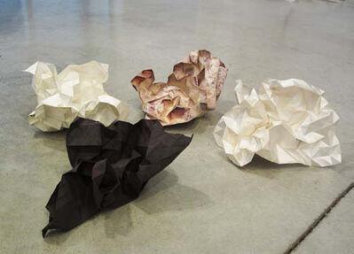 Blanca Casas Brullet, 'BROUILLONS', 2013