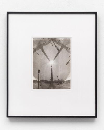 Sigmar Polke, 'Untitled (Obelisk, Paris)', 1971