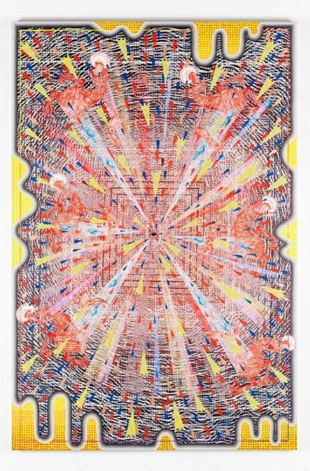 Andrew Schoultz, 'Shining Eye', 2016