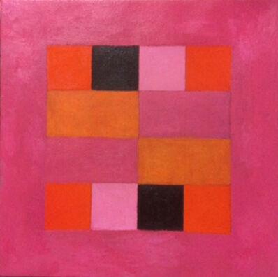 Caroline Blum, 'Pink Funk', 2016