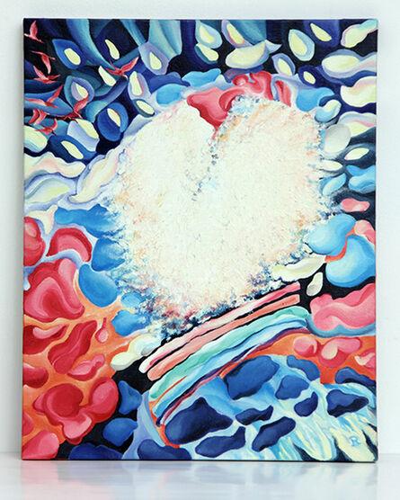 Raphaella Milano, 'Cosmic praise', 2015