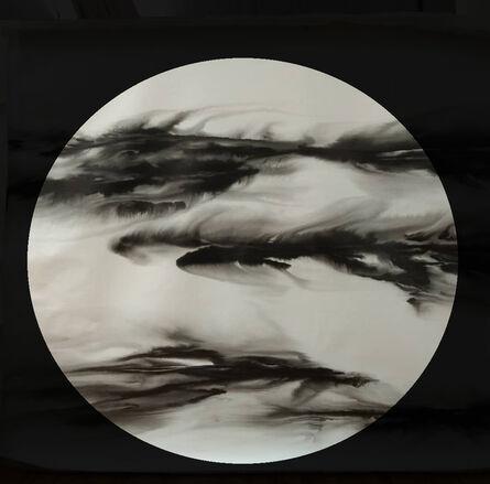 Cindy Ng Sio Leng 吴少英, 'Ink 32 墨32', 2017