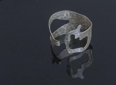 "Jacques Jarrige, 'BRACELET in Sterling Silver by Jacques Jarrige ""Rhea""', 2016"